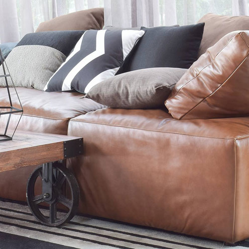 PVC Synthetic Leather for Furnishing Manufacturers in Chennai