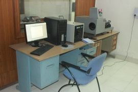Testing Area